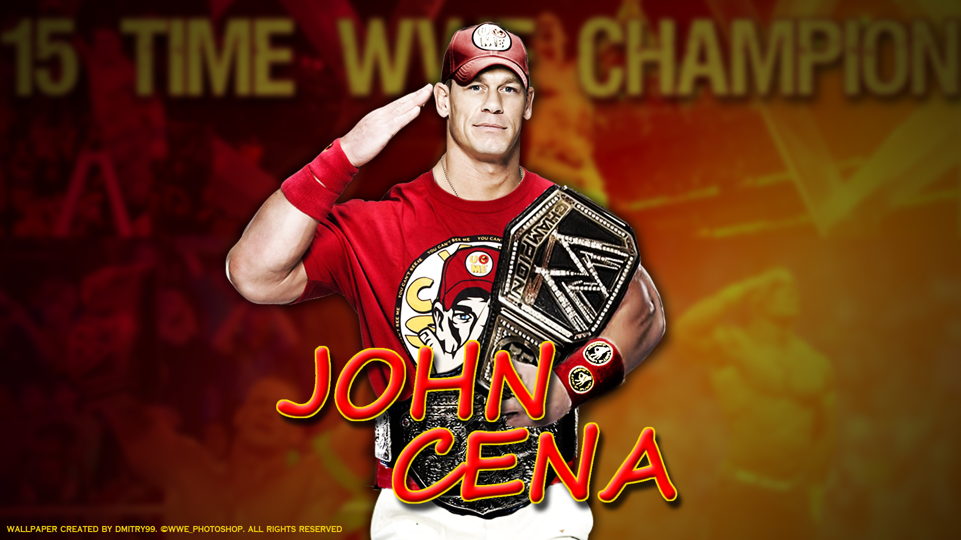 Wallpapers John Cena Group  1920x1080