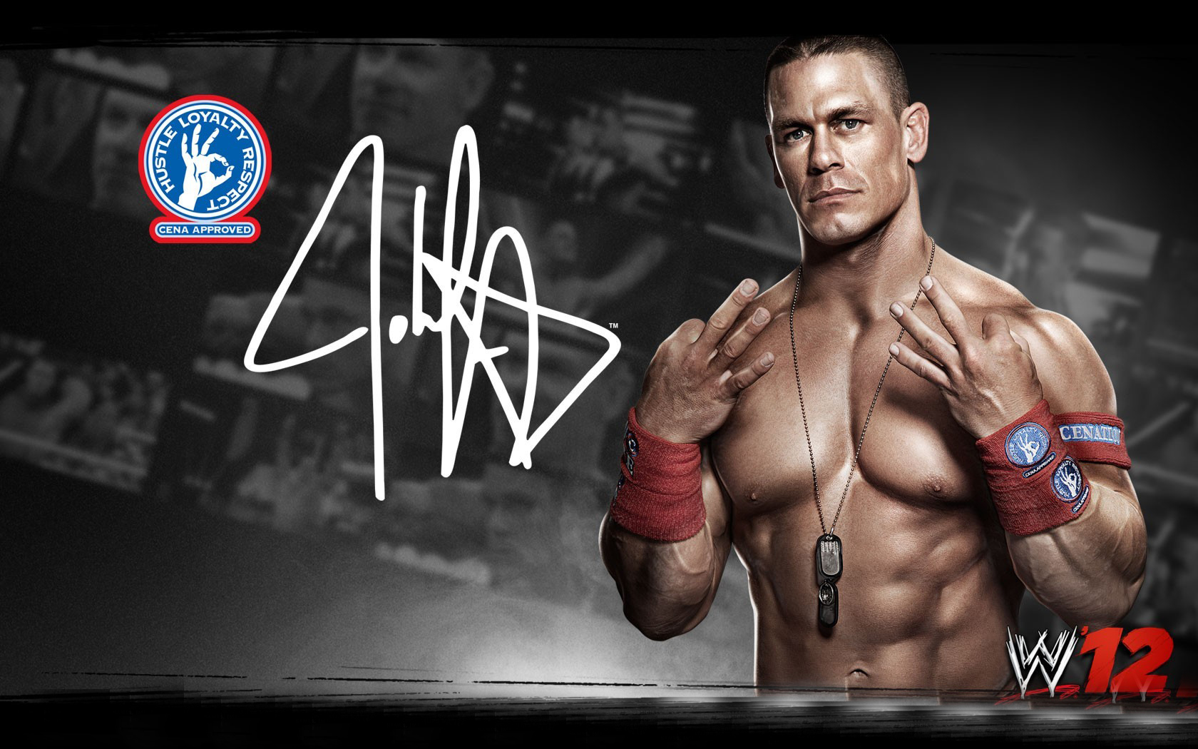 John Cena Wallpapers:  must downloads 1680x1050