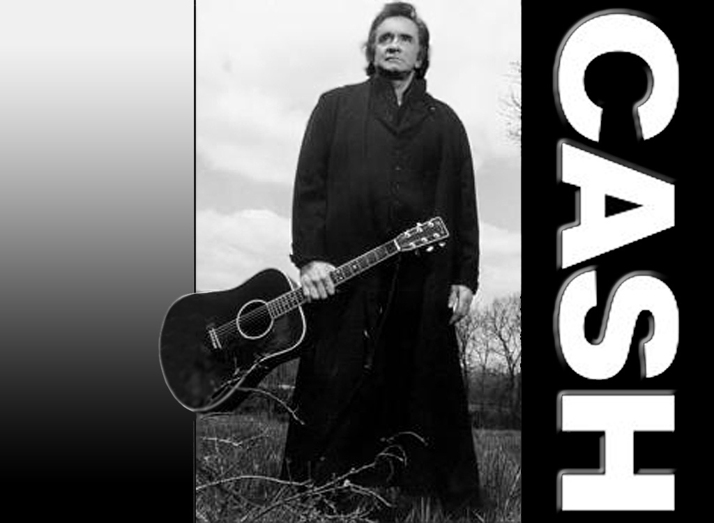 Johnny Cash Wallpaper  Art on wall  Awesome hd wallpaper  Music 1024x750