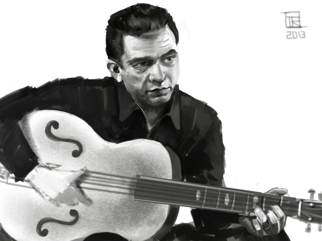 Johnny Cash Wallpapers 1024x768
