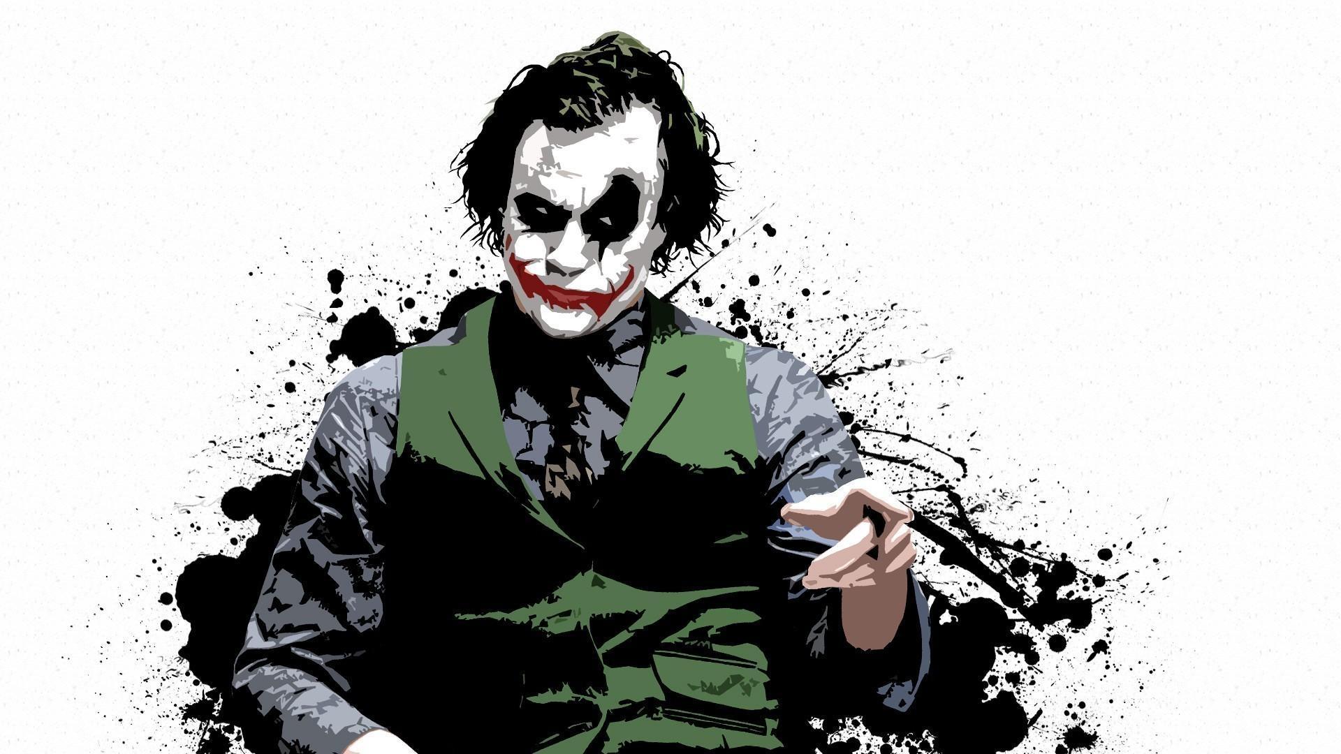 Joker Wallpapers Free Joker Wallpapers Backgrounds On Hd Uk