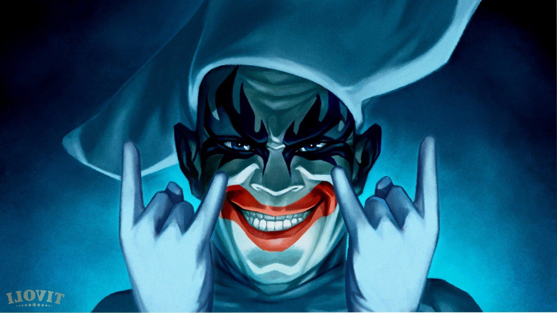 The Joker The Dark Knight K HD Desktop Wallpaper For K Ultra