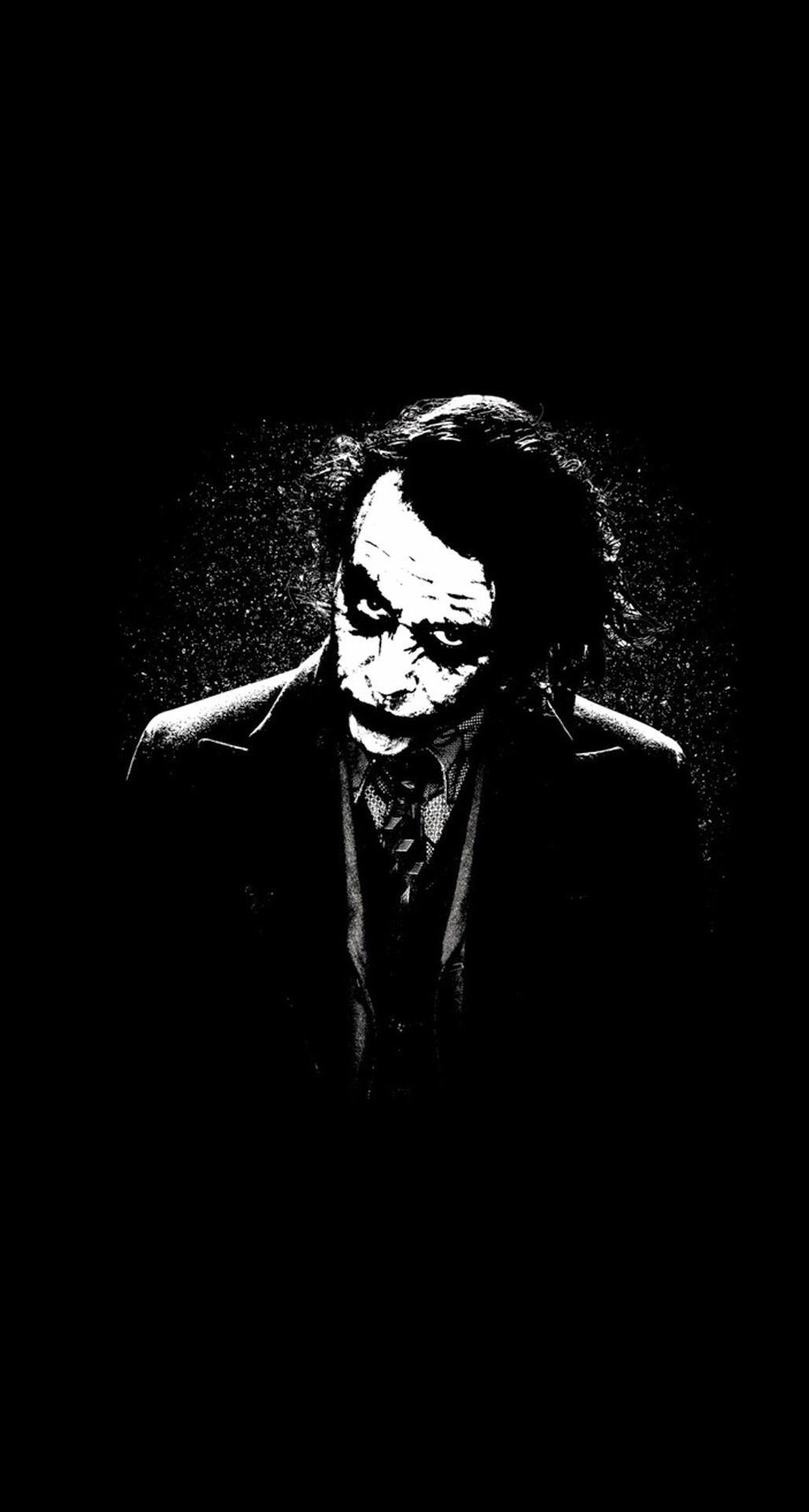 X Joker Heath Ledger Illustration Iphone Iphone S