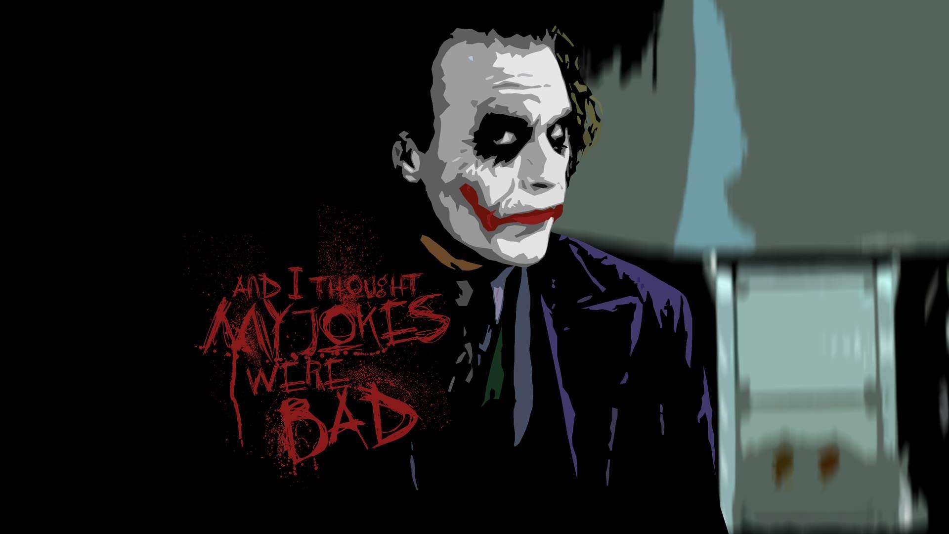 The Joker Wallpapers 1920x1080