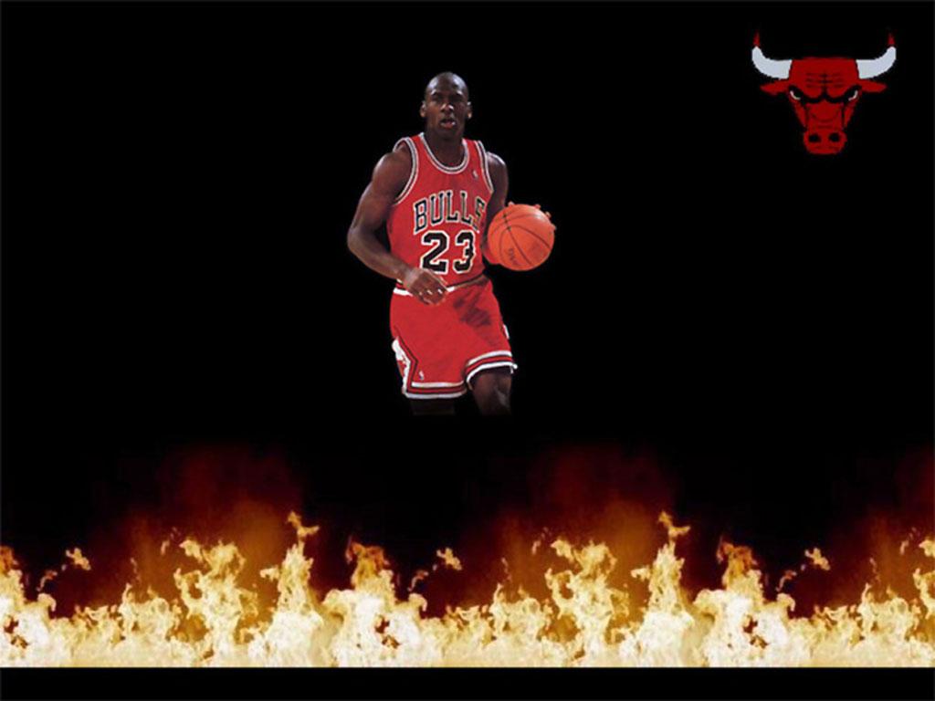 Michael Jordan Wallpapers HD Download Free PixelsTalk Jumpman Logo Wallpaper 1024x768