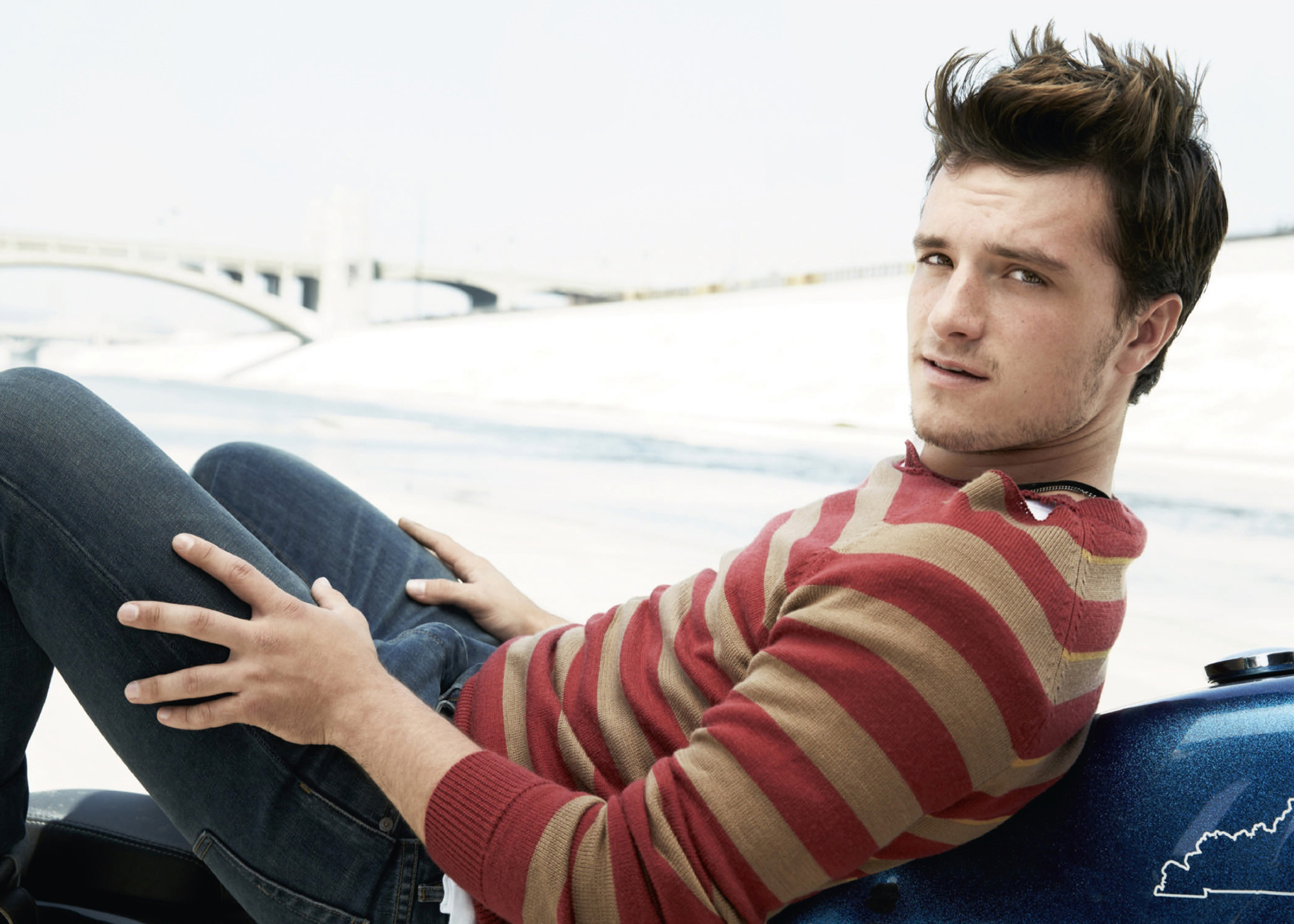 Josh Hutcherson Hunger Games Wallpaper  wallpaper  images about josh cute on Pinterest  Teenagers, Marry me 2000x1428
