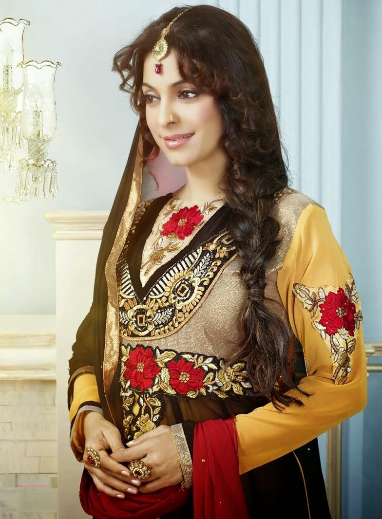 Juhi Chawla Hd Wallpapers Actress HD 784x1066