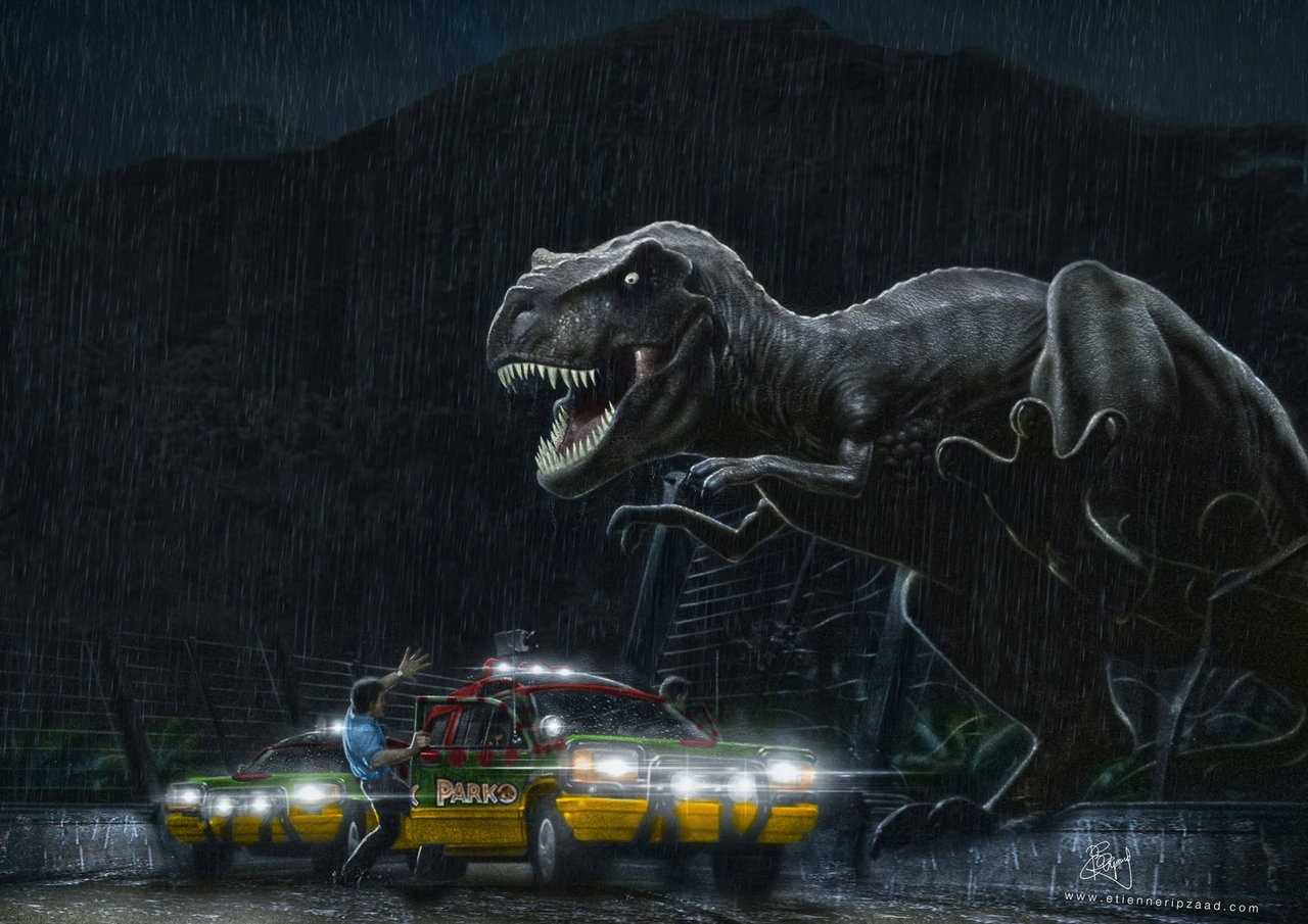 Free Jurassic Park Wallpaper Desktop « Long Wallpapers 1280x905