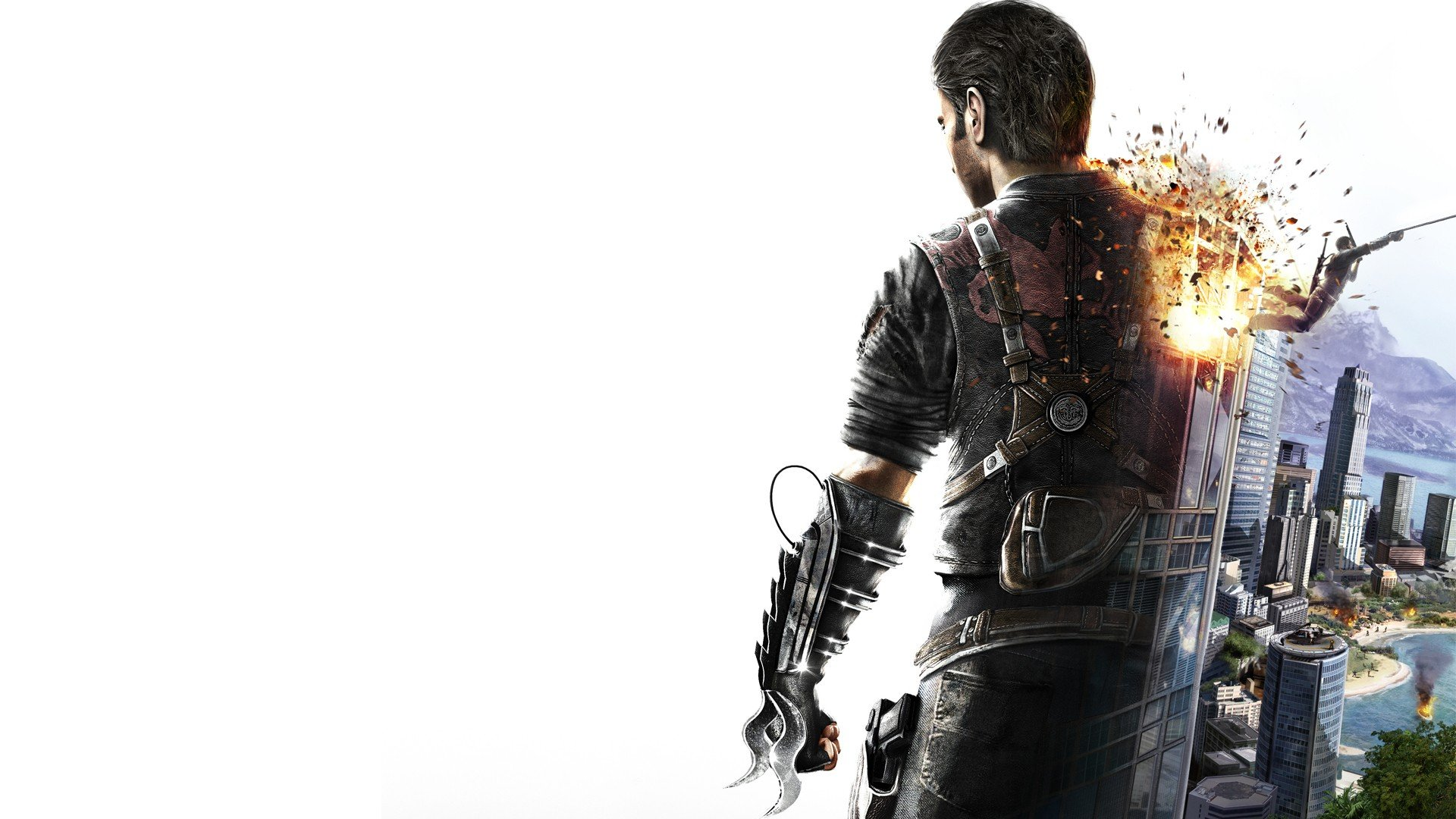 Just Cause HD Games k Wallpapers Images Backgrounds