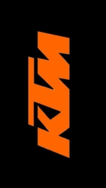 Ktm Logo Wallpapers on