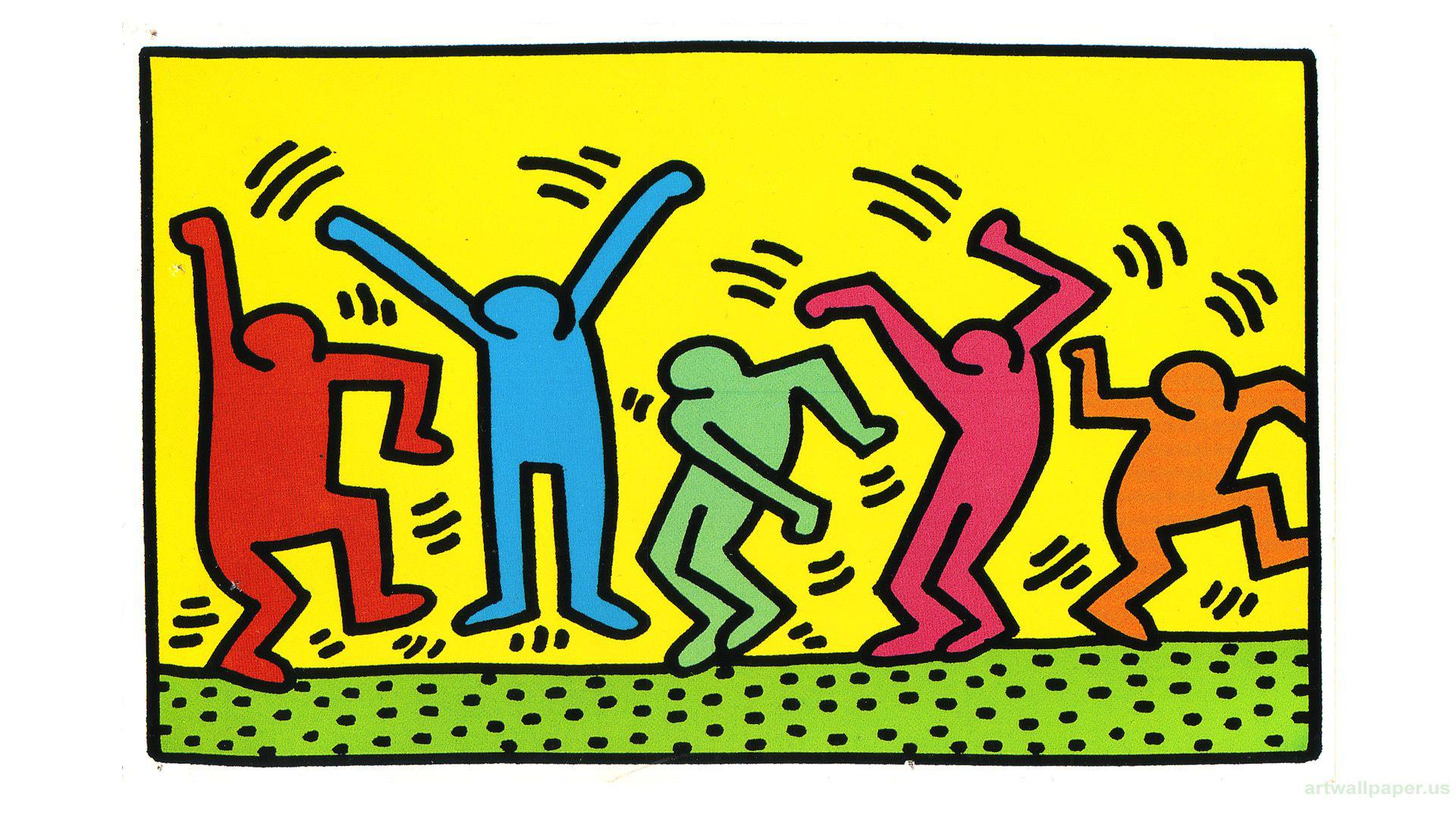 Keith Haring Wallpapers