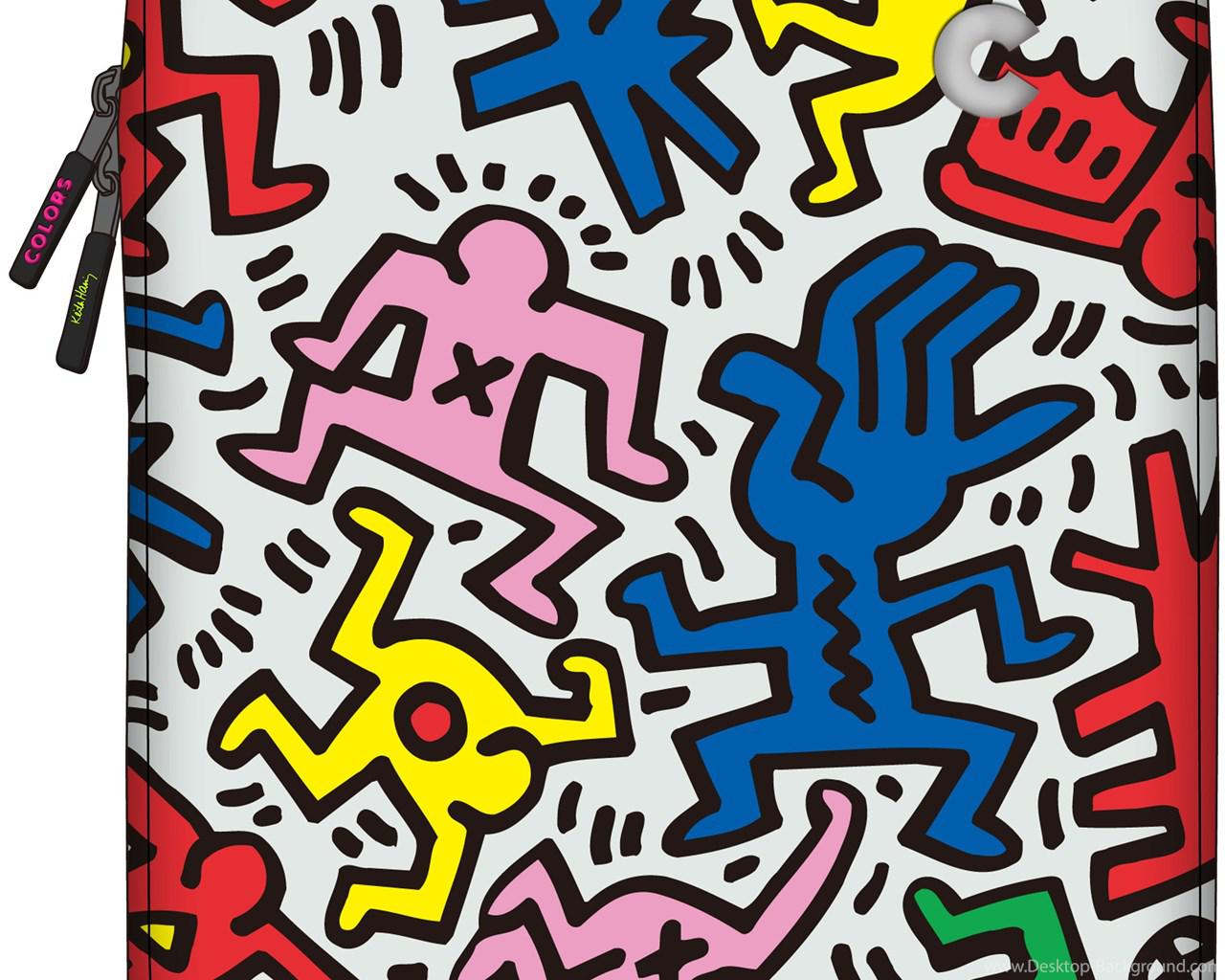 Keith Haring Wallpaper Group