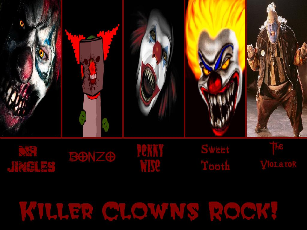Download Killer Clown Wallpapers To Your Cell Phone Clowns 1024x768