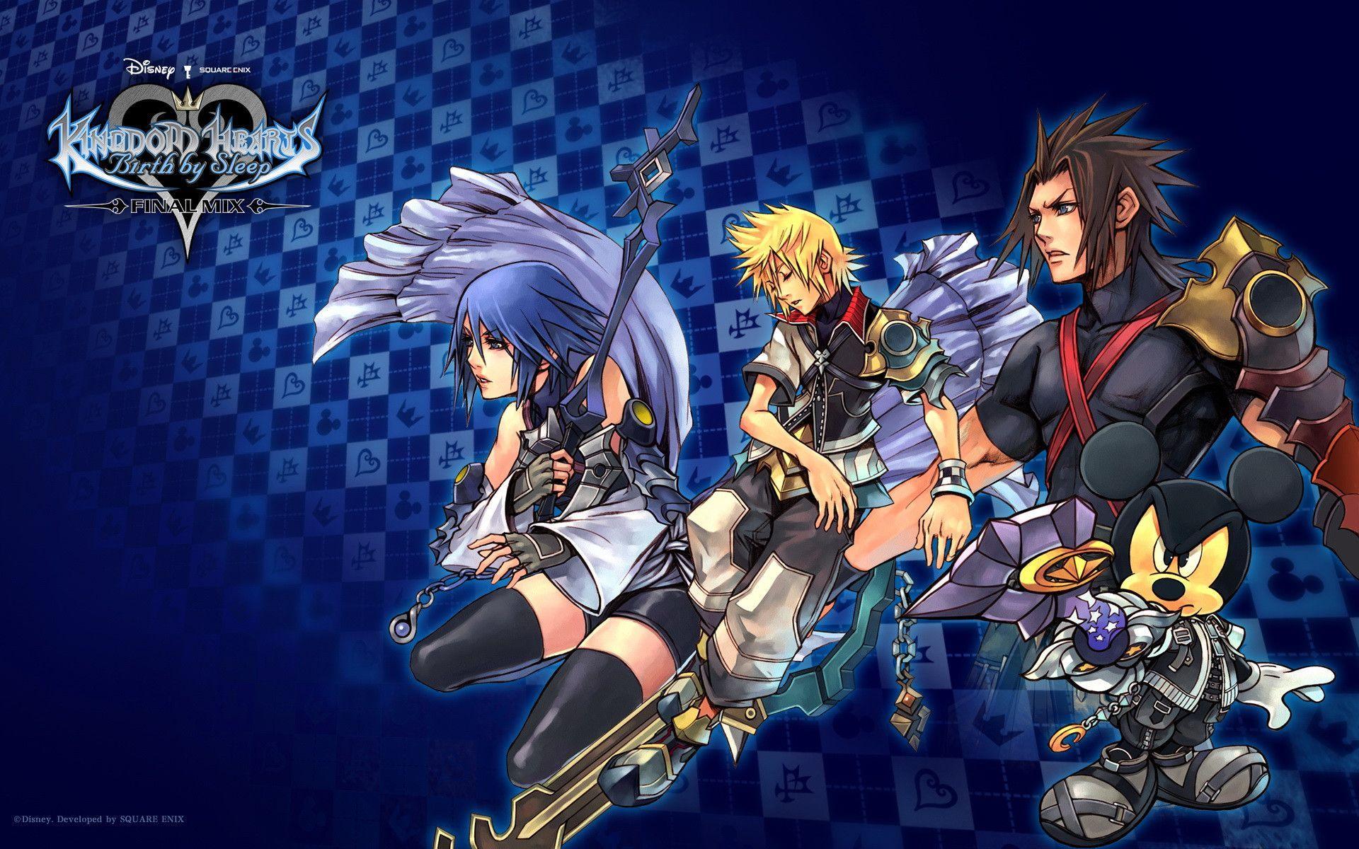 Kingdom Hearts II Roxas Wallpapers Wallpaper 1920x1200