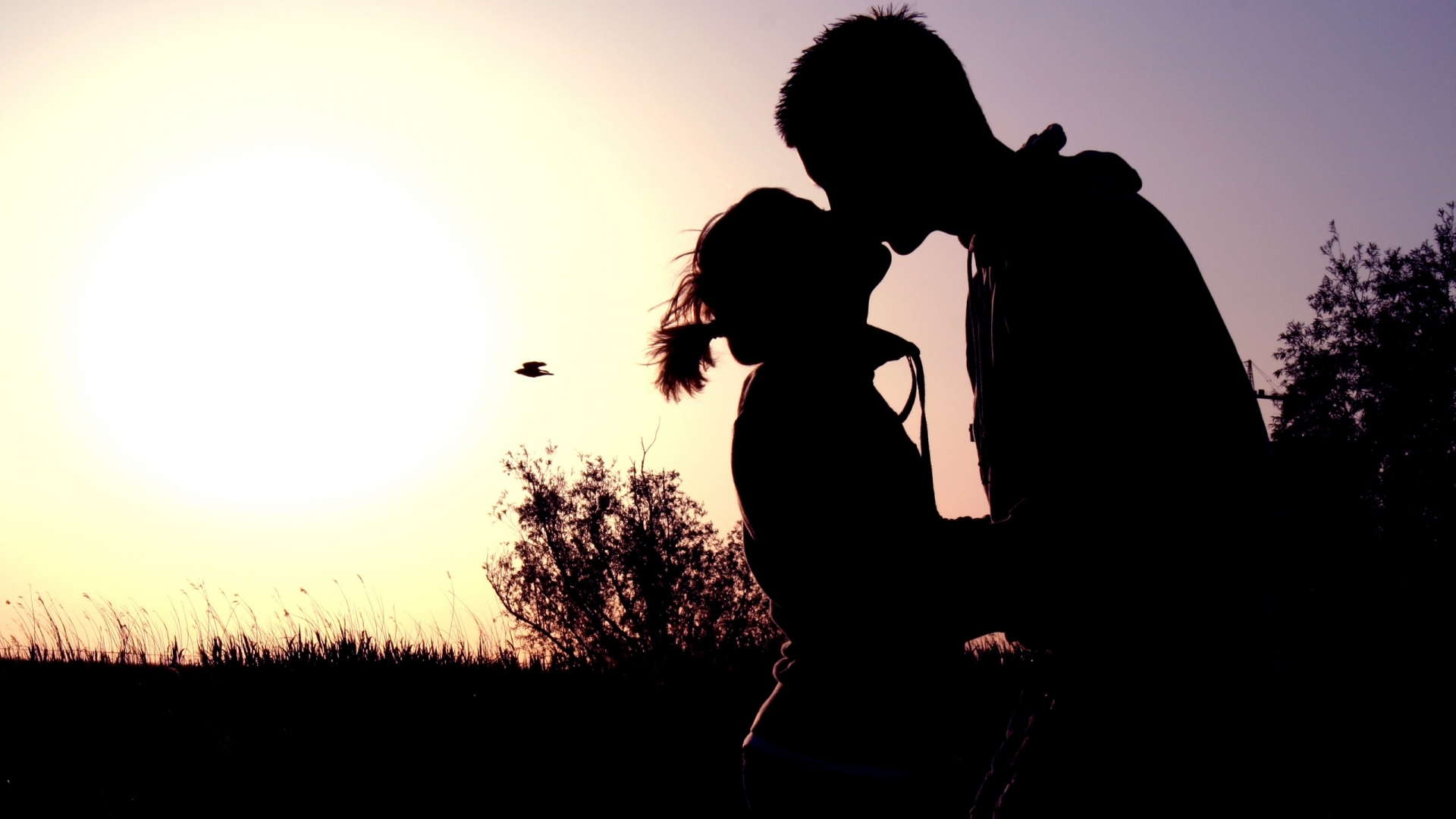 Kissing Pictures Of Love Couple HD Wallpapers Couples 1920x1080