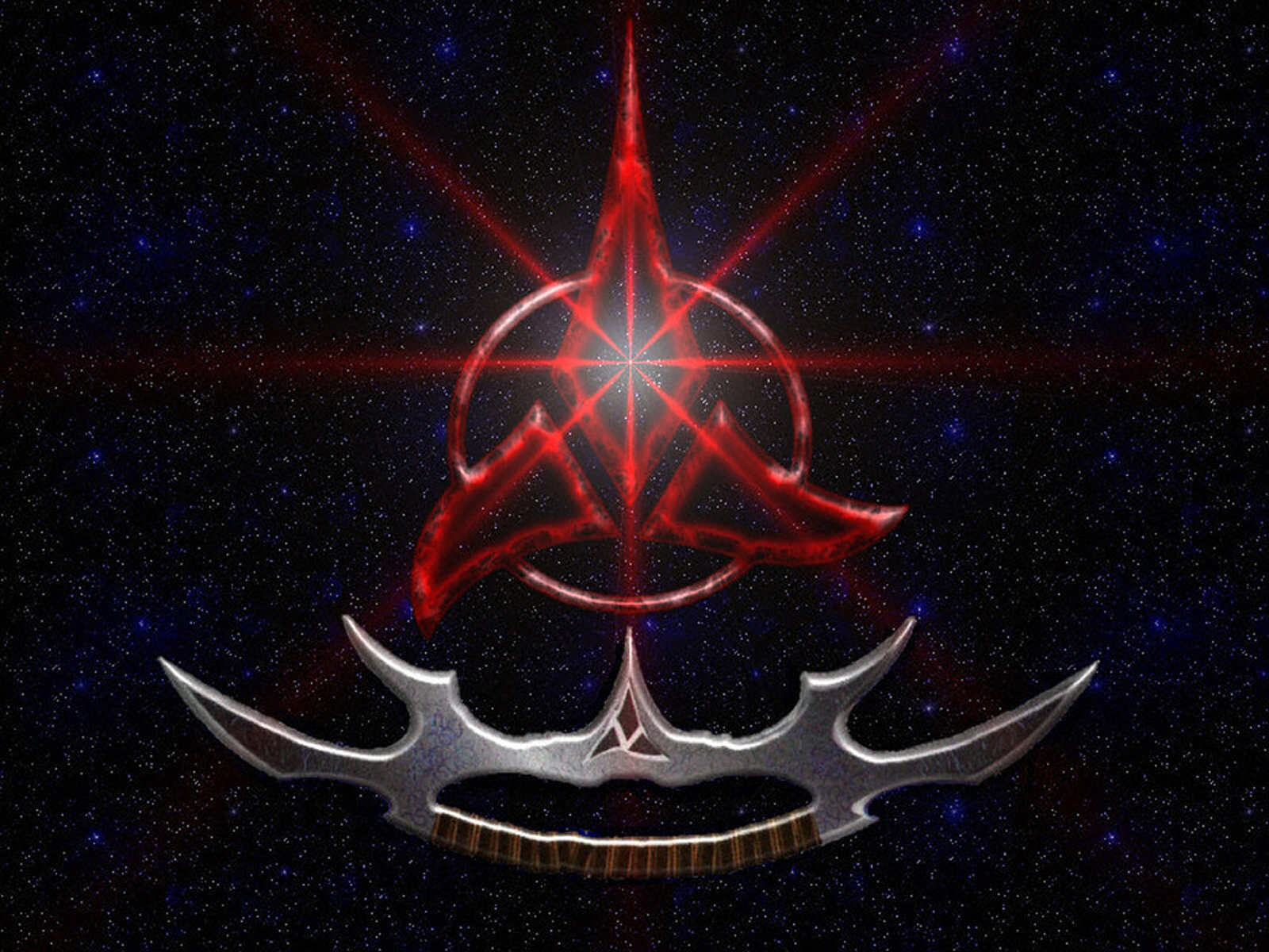 71 Klingon Symbol Wallpapers on WallpaperPlay
