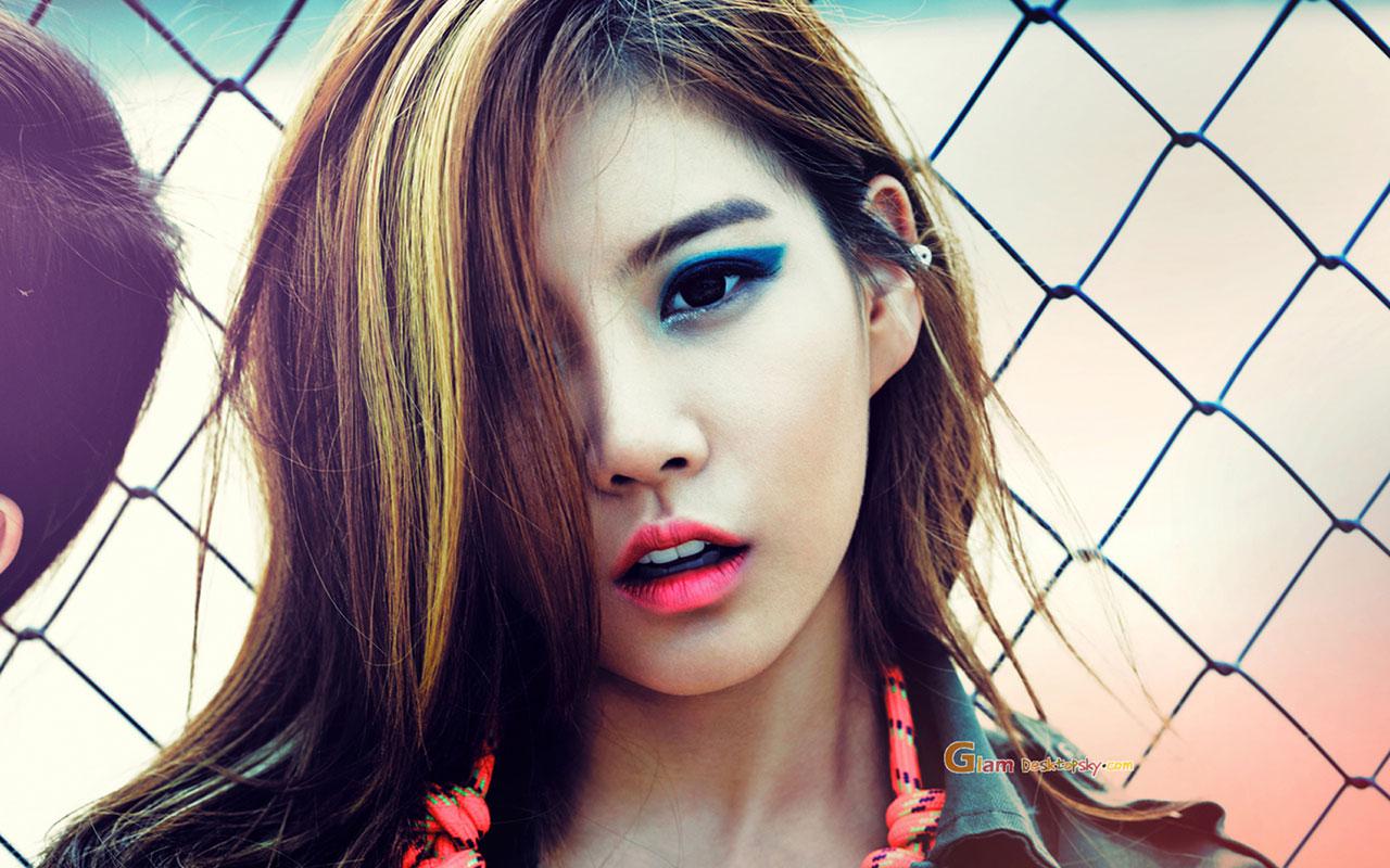 original korean face