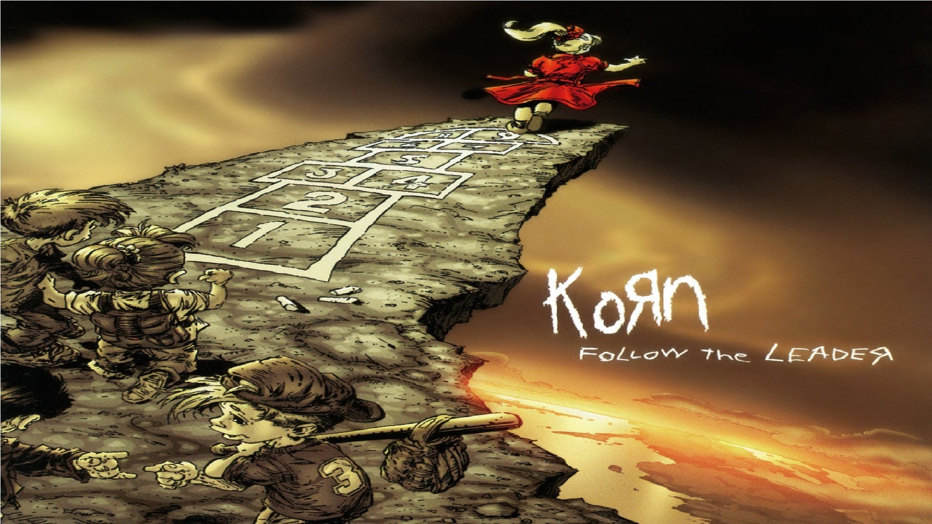 Korn wallpaper, picture, photo, image 1920x1080