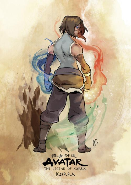 The Legend of Korra HD Wallpapers Desktop and Mobile