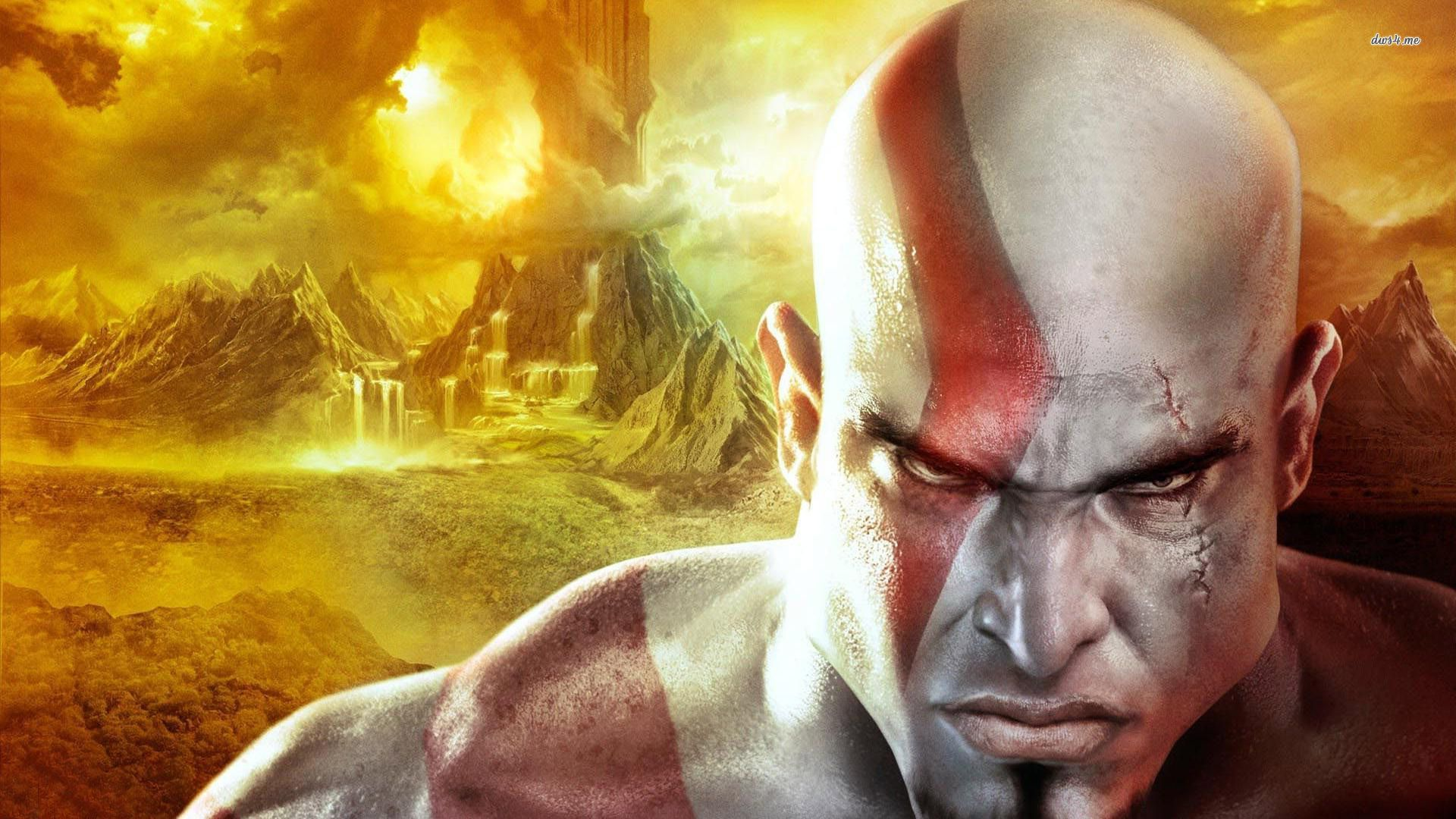 God Of War III HD desktop wallpaper Widescreen High Definition