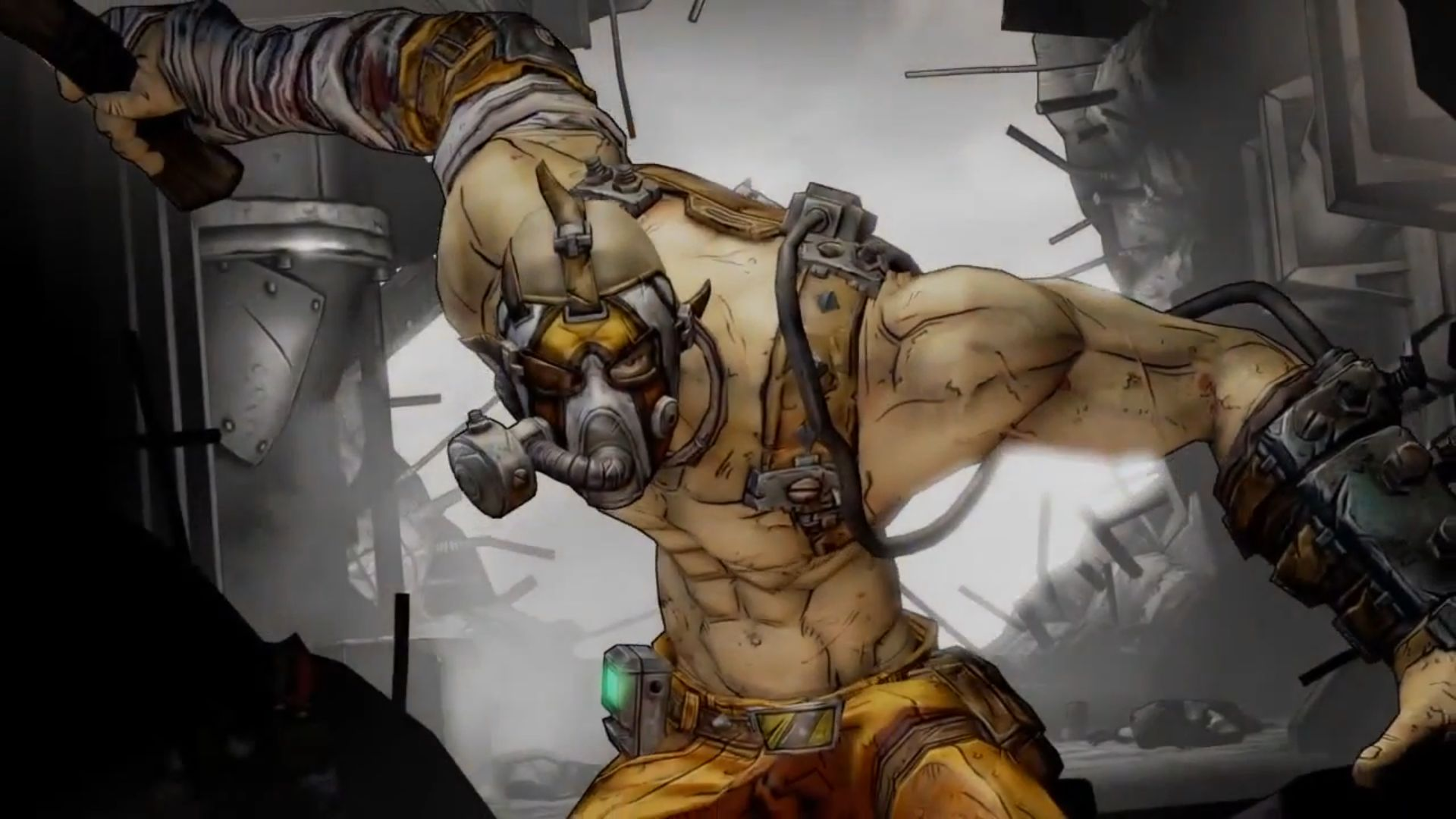 Borderlands  Wallpaper Hd Krieg DFILES 1920x1080