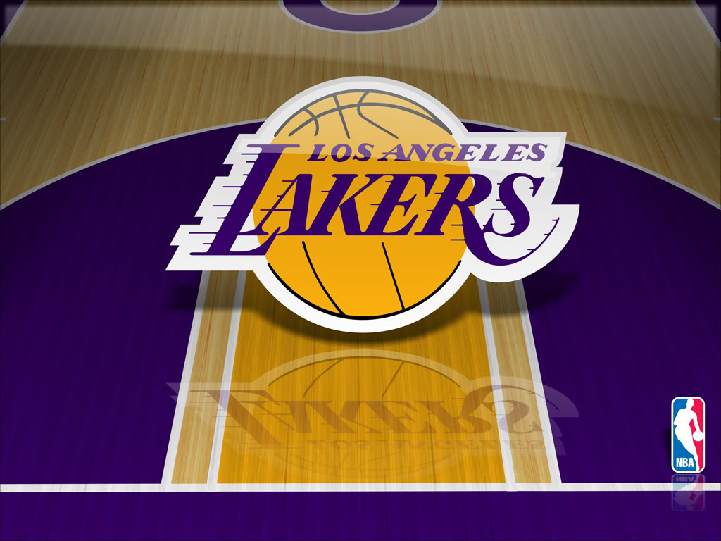 Lakers Wallpaper For IPhone 1024x768