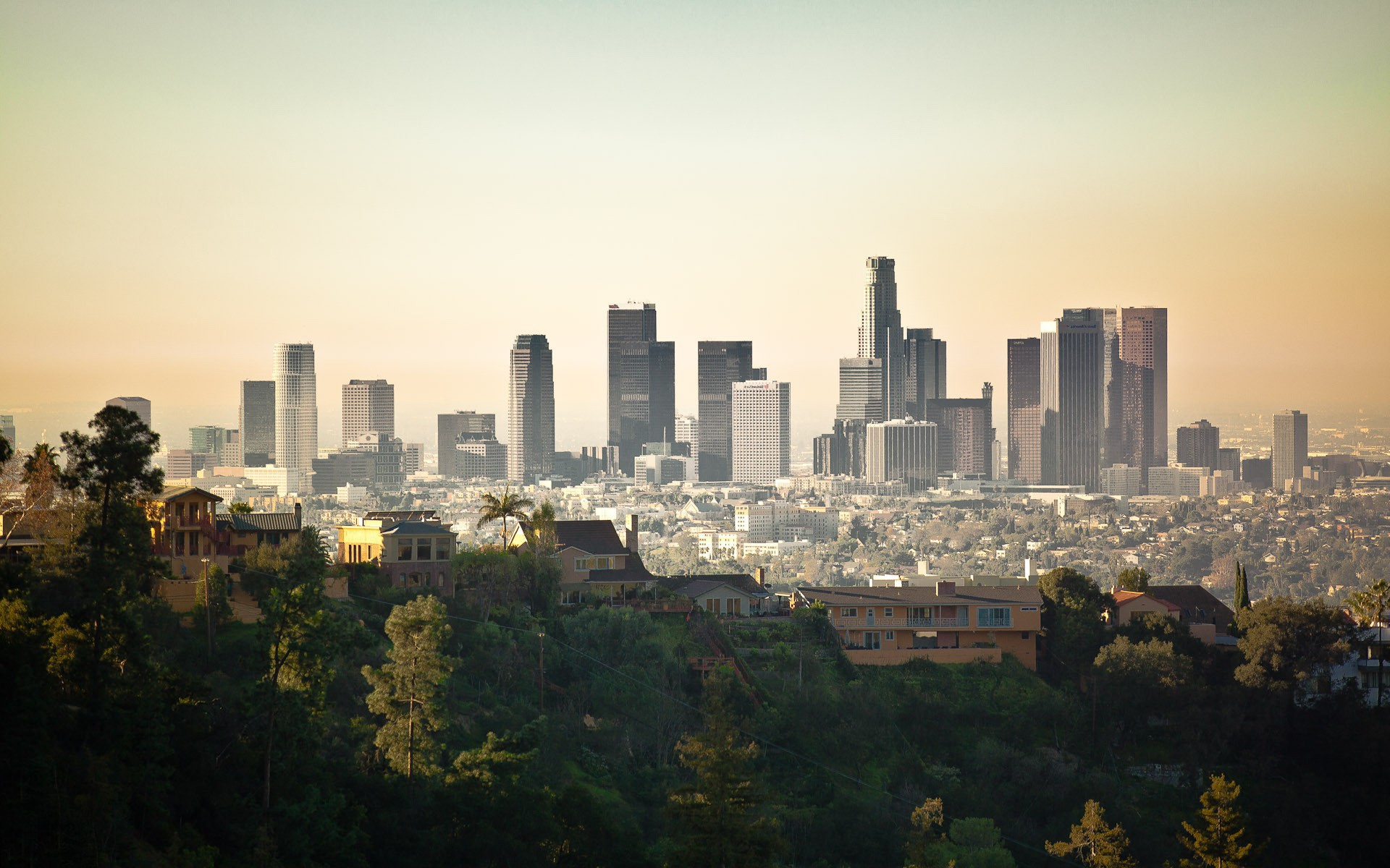 LA Wallpapers: Los Angeles Wallpaper Available For Download In HD 1920x1200