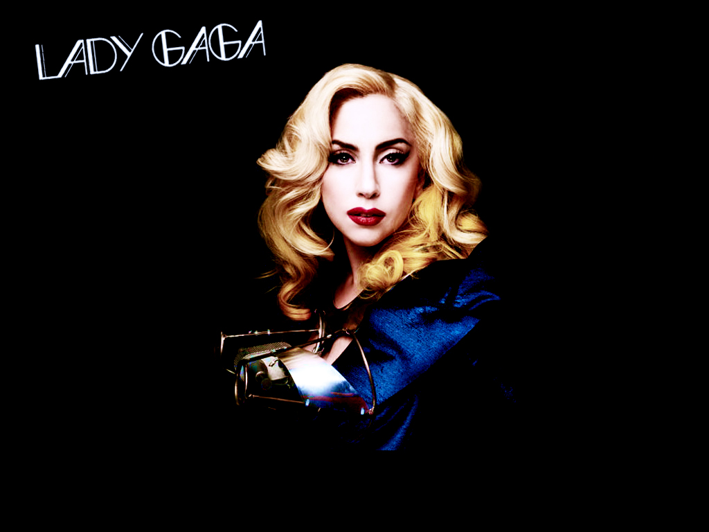 Mobile Lady Gaga Wallpapers  Full HD Pictures 1024x768