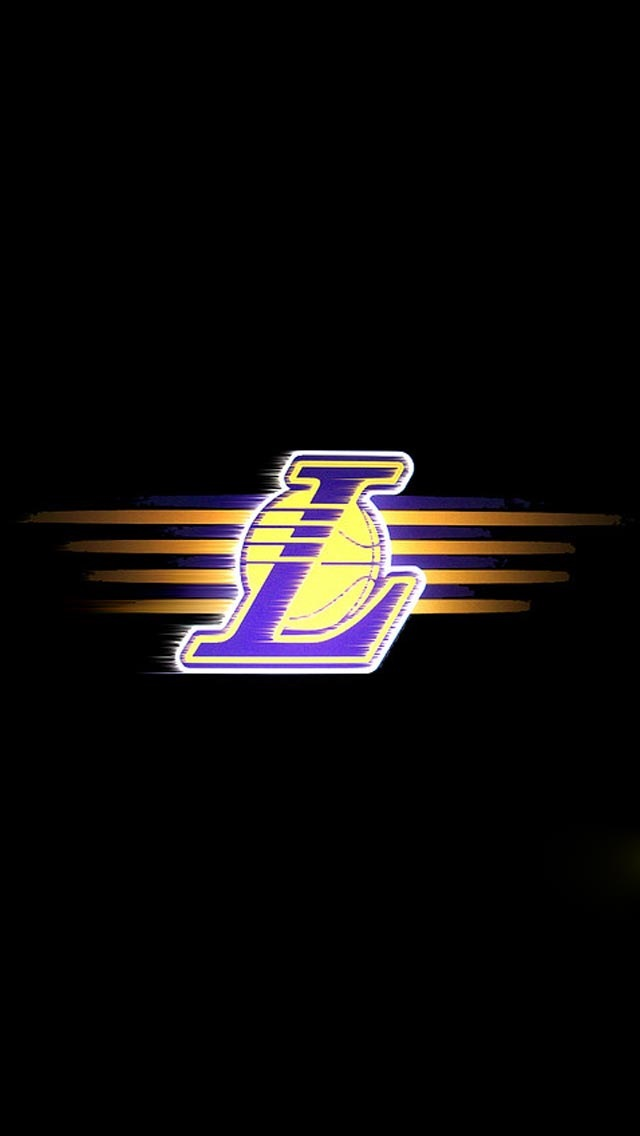 Los Angeles Lakers Wallpapers Wallpaper 640x1136