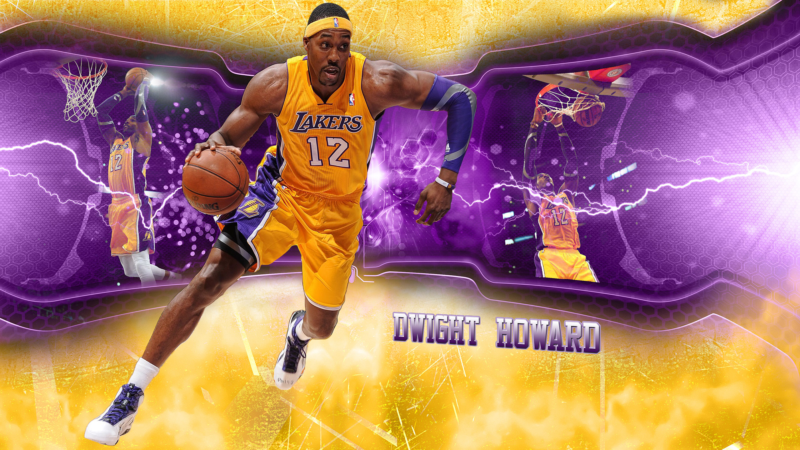 Lakers Wallpaper Photo  Wickedsa lakers desktop wallpaper 2560x1440
