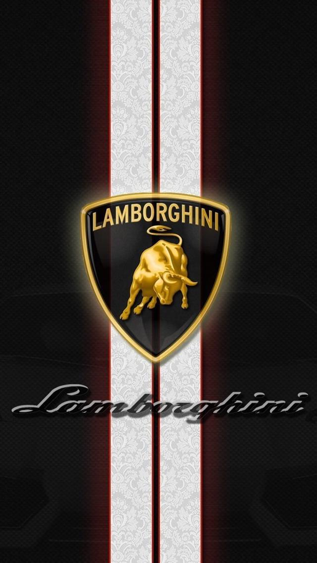 Hd Lamborghini Logo Pictures Of Cars Hd 640x1136