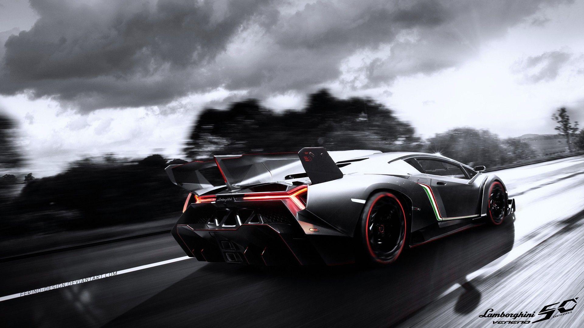 Lamborghini Veneno Wallpaper (53 Wallpapers)