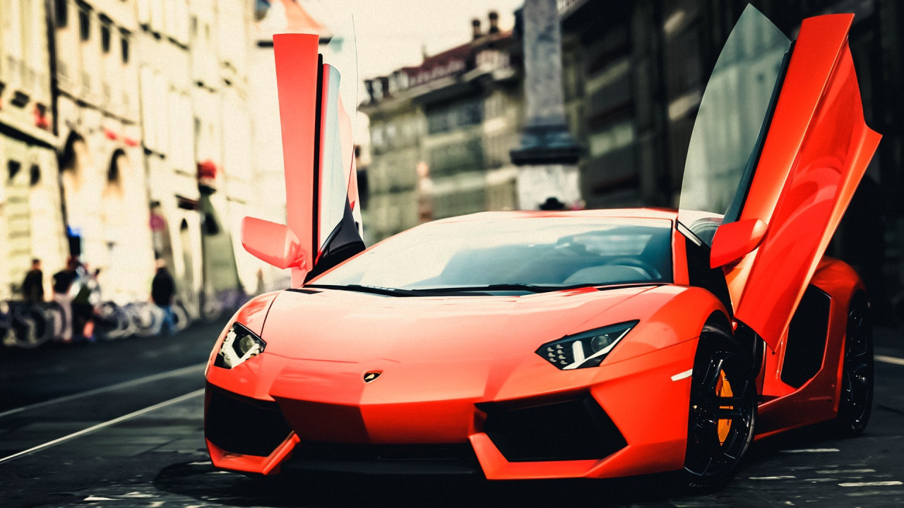 Ultra Hd K Lamborghini Wallpapers Hd Desktop Backgrounds 1280x720
