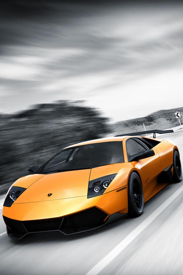 Lamborghini Egoista Wallpaper Free Iphone Wallpapers 640x960