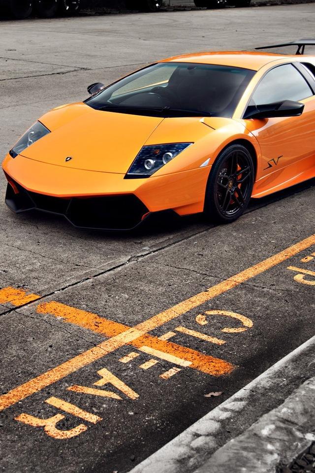 Lamborghini Phone Wallpaper Group 640x960