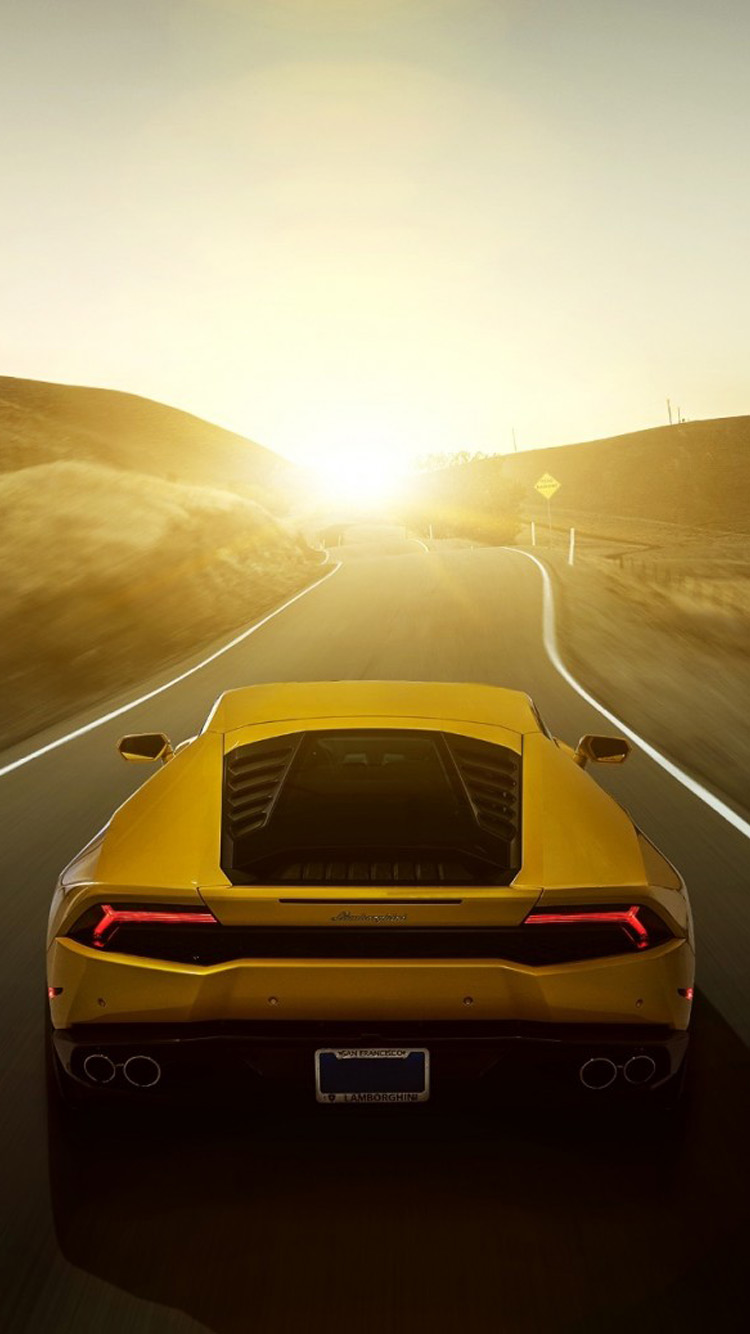 Lamborghini Wallpapers For Iphone Lovers 750x1334