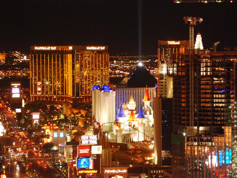 Las Vegas Desktop Wallpaper 800x600