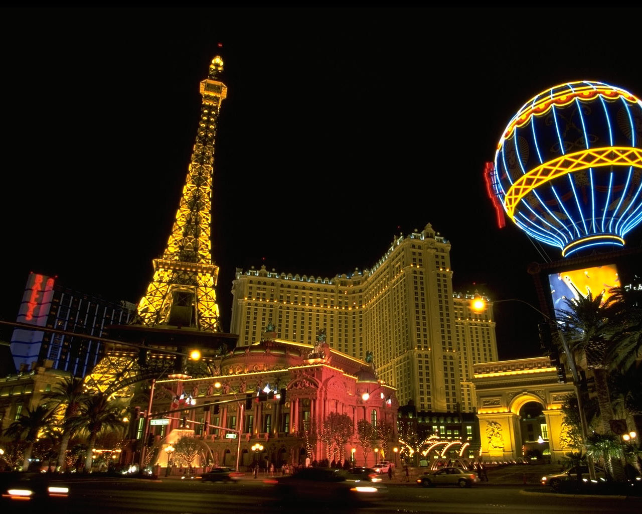 Las Vegas HD Wallpapers and Backgrounds 1280x1024