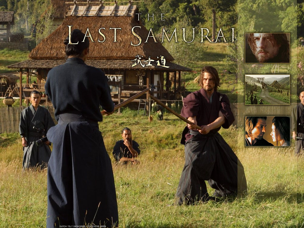 The Last Samurai 1024x768