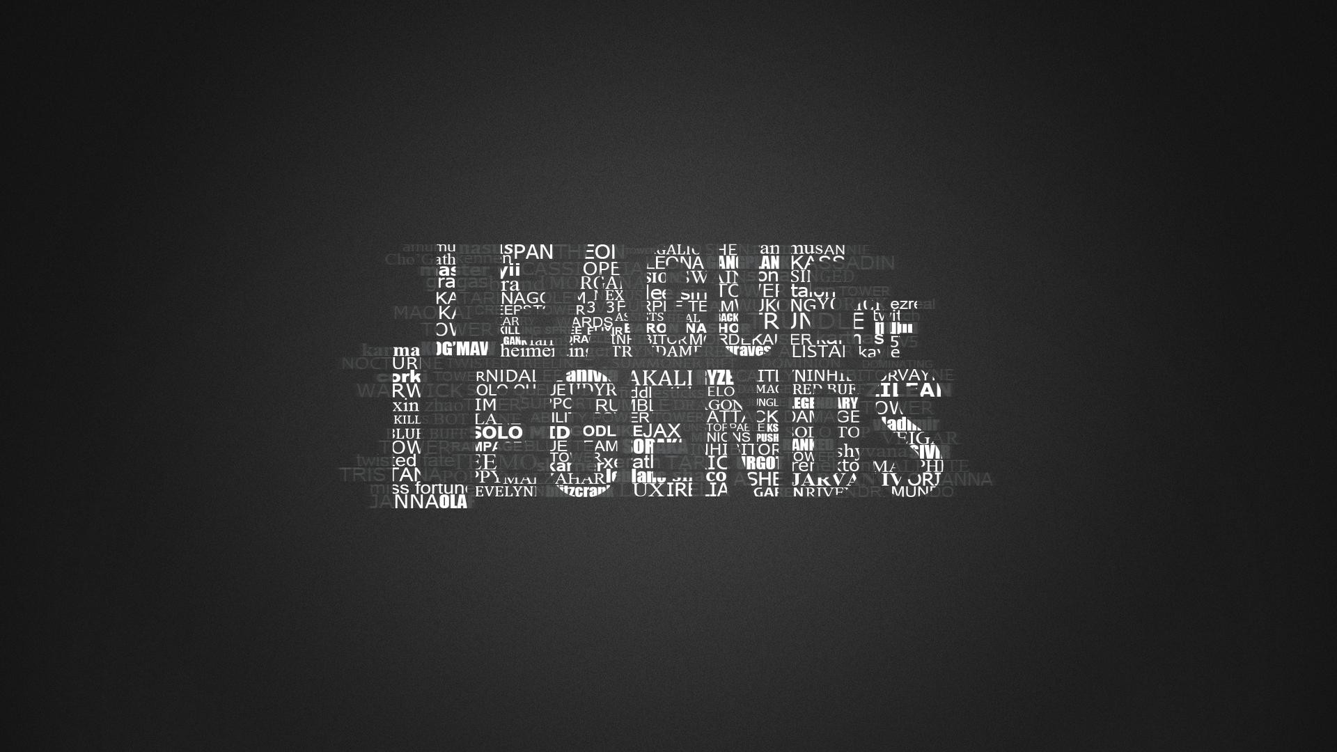 League Of Legends Pic 1920x1080