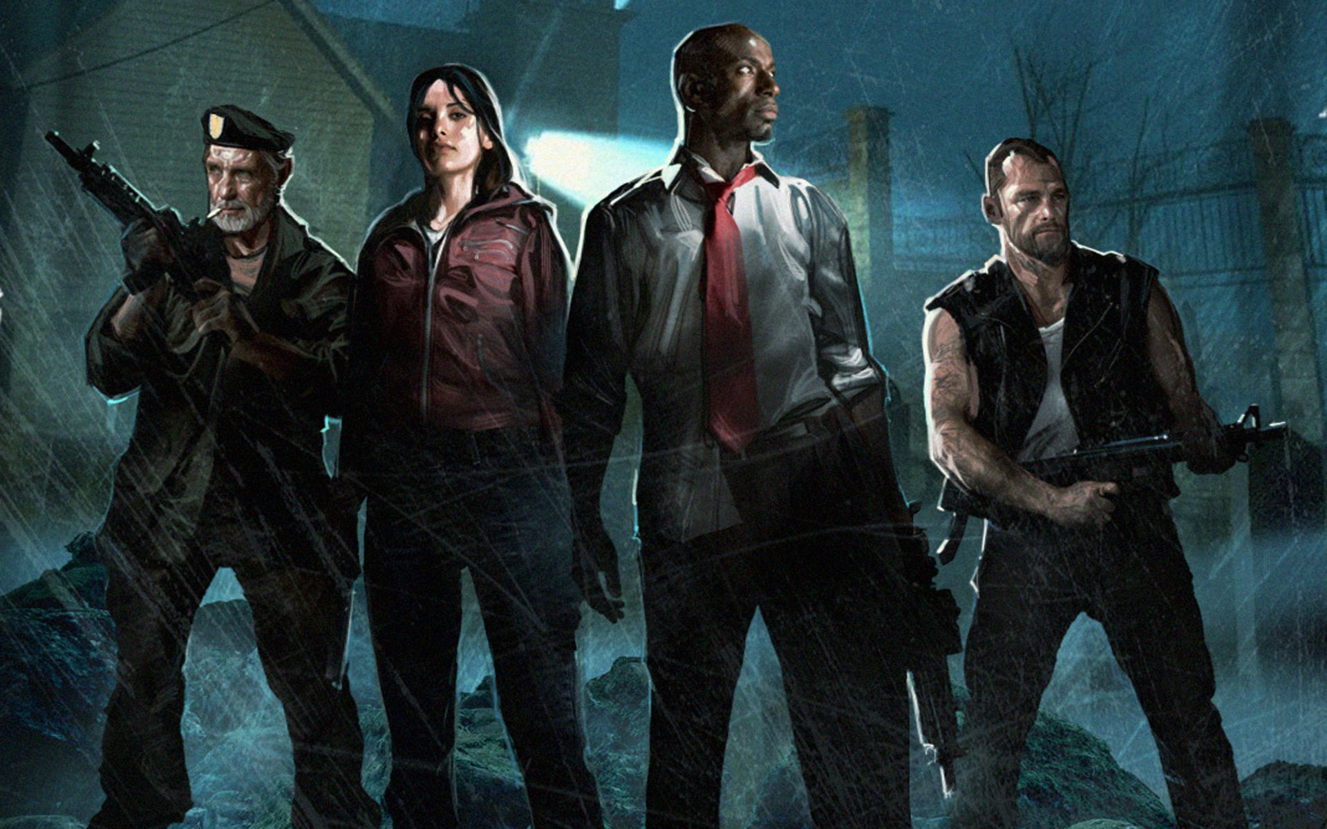 Left  Dead Backgrounds Adorable Wallpapers 1920x1200