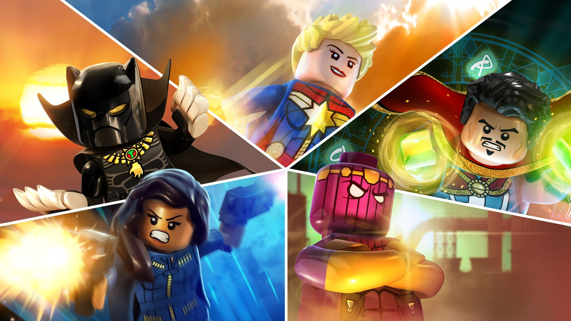 Review: LEGO Marvels Avengers  Hardcore Gamer 1920x1080