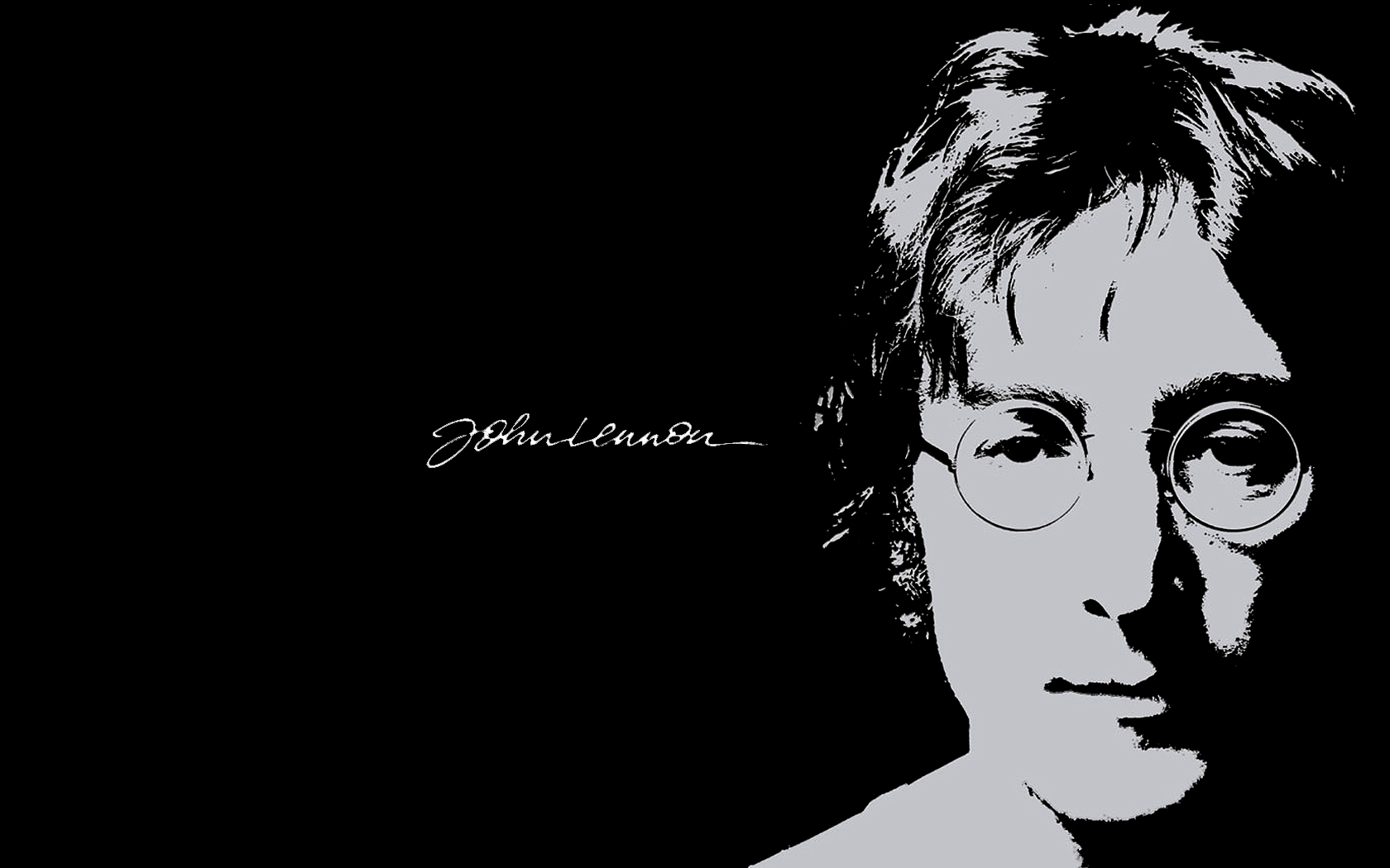 John lennon hd wallpaper john lennon wallpapers  Chainimage 1680x1050