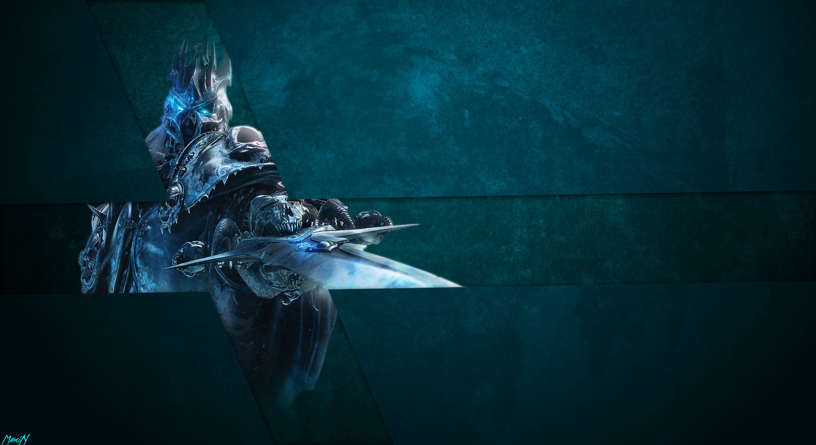 Fantasy Art Warcraft Arthas Lich King Wallpapers Hd