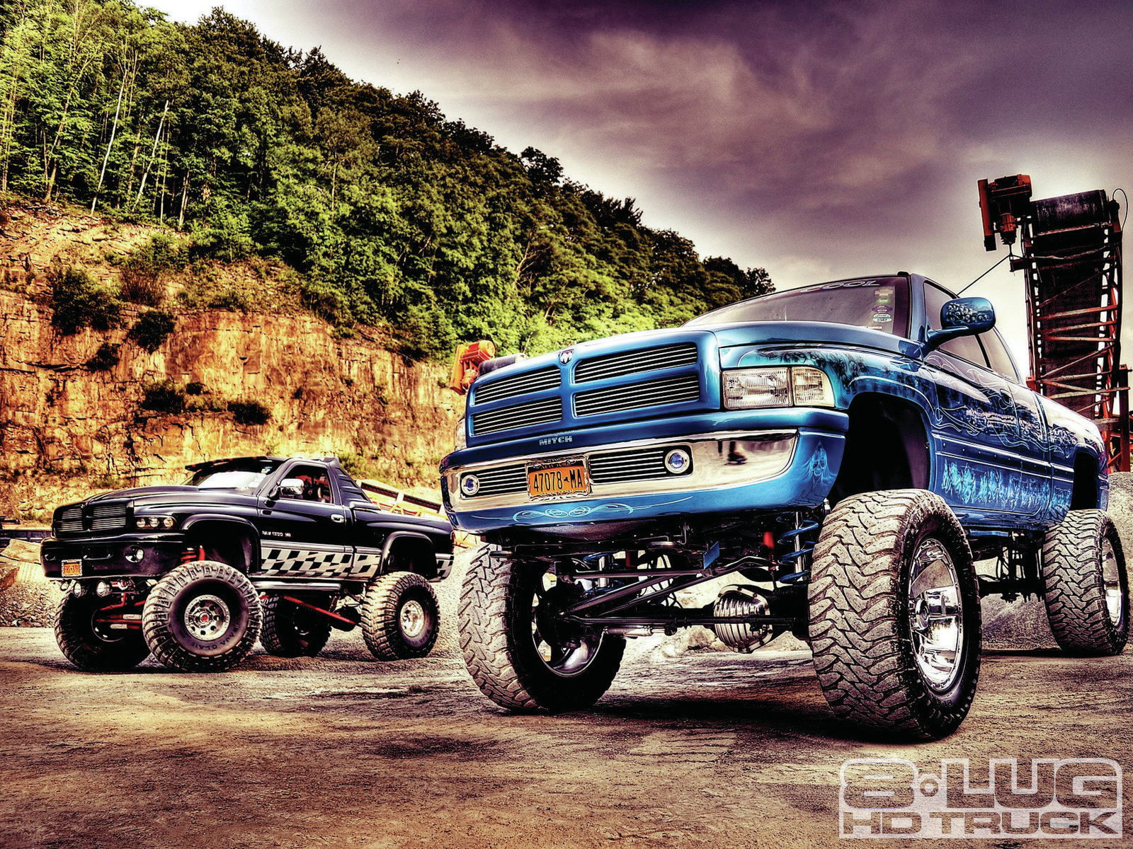 Big Ford Mud Trucks  New Car: big lifted ford trucks wallpaper 1600x1200