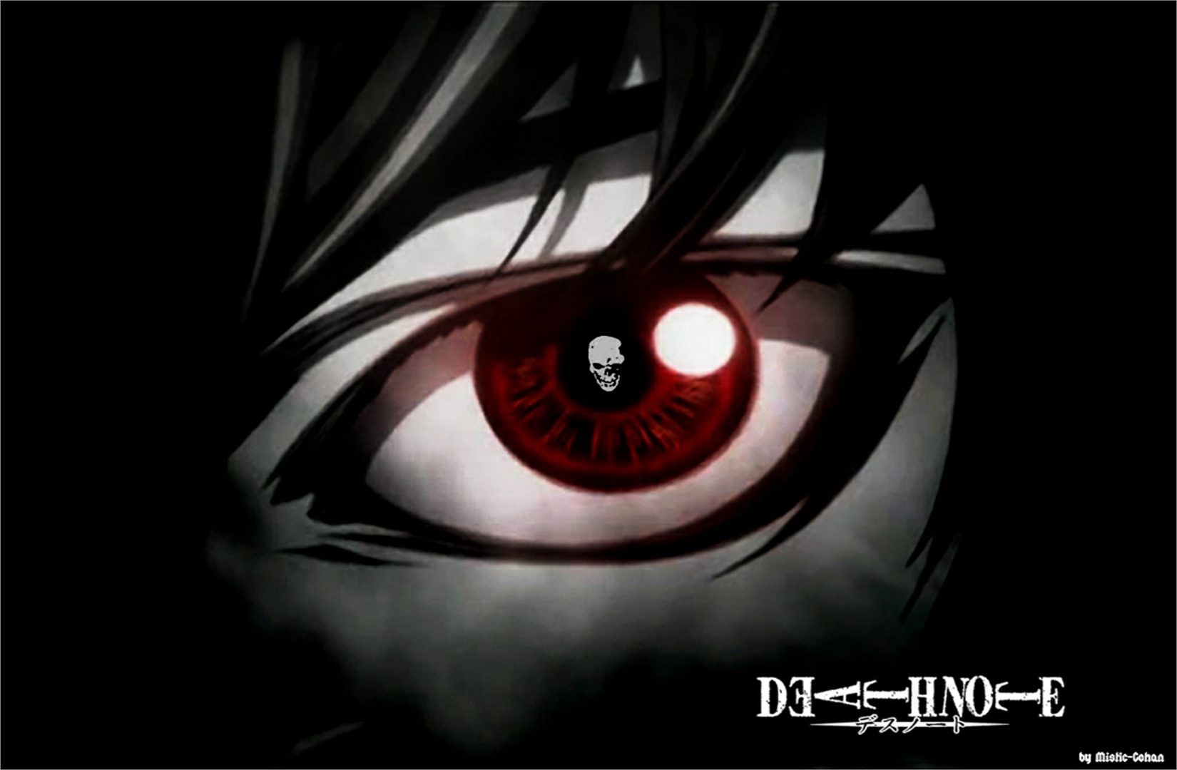 Death Note Wallpapers  Wallpaper  1650x1080