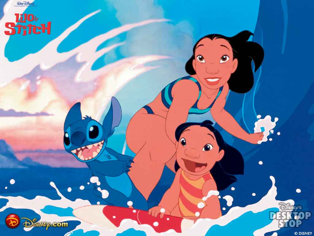 Lilo And Stitch Wallpaper HD For IPhone Android IPhoneLovely 1024x768