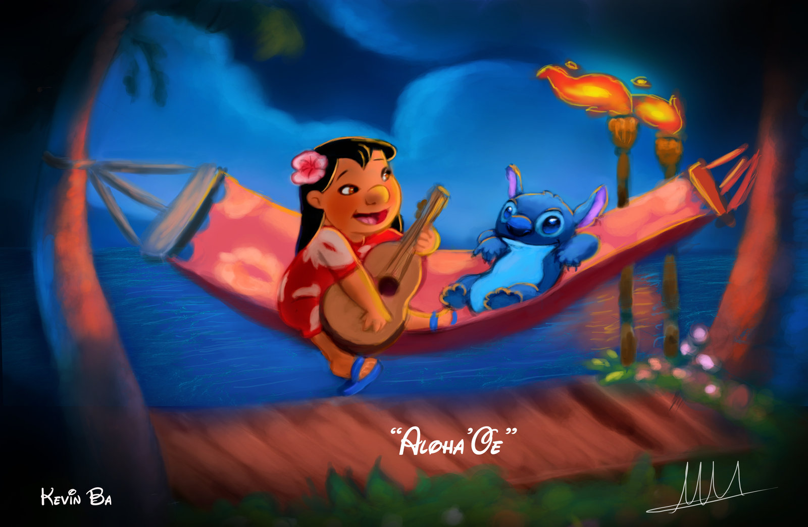 Lilo Stitch HD Wallpapers Backgrounds Wallpaper 1600x1045