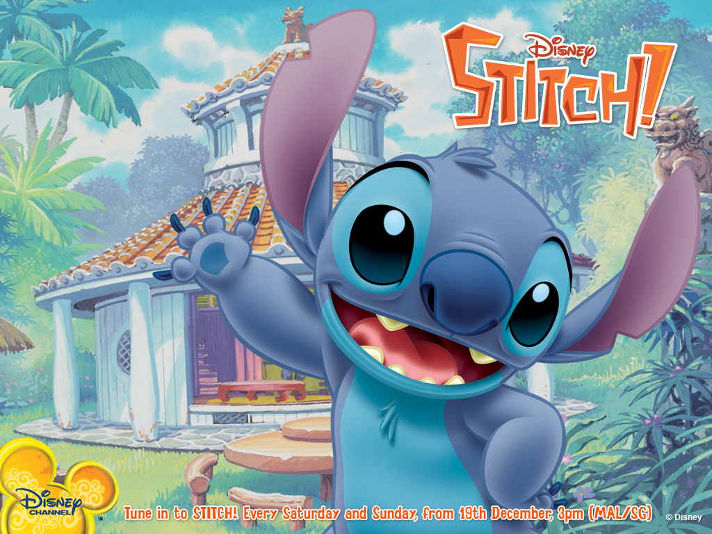Lilo And Stitch Wallpaper (45 Wallpapers) - Adorable ...