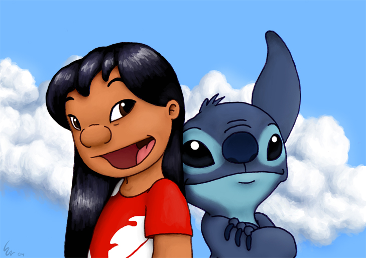 Lilo And Stitch Wallpaper HD For IPhone Android IPhoneLovely 729x514